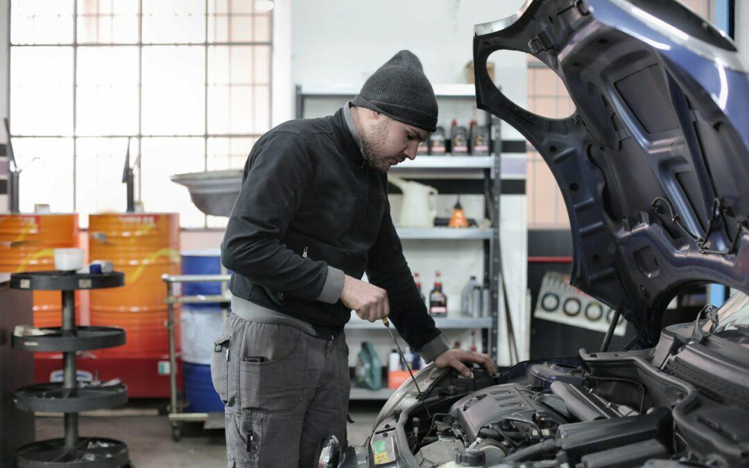 Car Engine Maintenance Tips for Hixson Residents